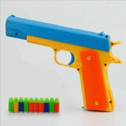 Nerf Toy Gun Pistol Classic Kids Sniper Strike Fun Dart Guns