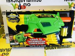 Buzz Bee Toys Air Warriors Cougar Nerf Foam Dart Gun Blaster