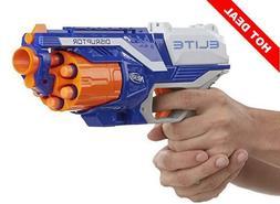 Nerf War Guns Soft Darts Toy Elite Strongarm Disruptor Blast