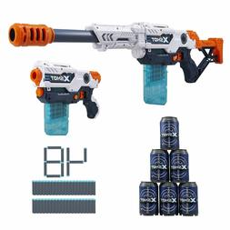 X Shot Combo of Max Attack Toys for Kids 8+ Year toys, nerf