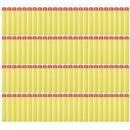 yellow foam darts