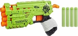 Nerf Zombie Strike Blaster Gun Rifle Kids Teen Adults Toy Da
