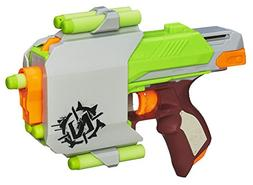 Nerf Zombie Strike Quick Draw Sidestrike Blaster and Holster